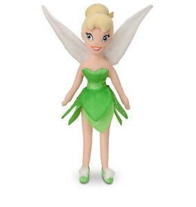 Disney-Store-Authentic-Peter-Pan-Tinkerbell-Plush-Doll-12-034-Toy-Girls-Fairy-Gift