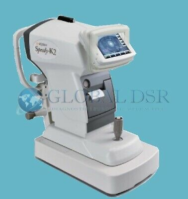 New S4optik Righton Speedy-k2 Ark Auto Refractorkeratometer W Warranty