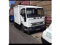 Iveco welfare tipper