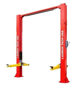 10,000lbs Certified 2 post lift with ETL approved power unit