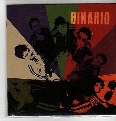 (AS351) Binario, debut album live - DJ CD