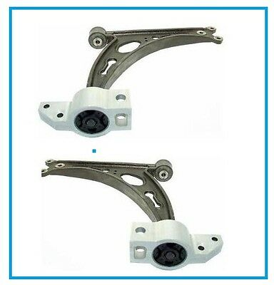SEAT LEON MK2 FRONT LOWER TRACK CONTROL ARMS CAST IRON TYPE LH & RH X 2 NEW