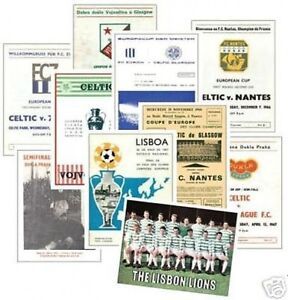Celtic-1967-European-Cup-Programme-Trading-Card-Set