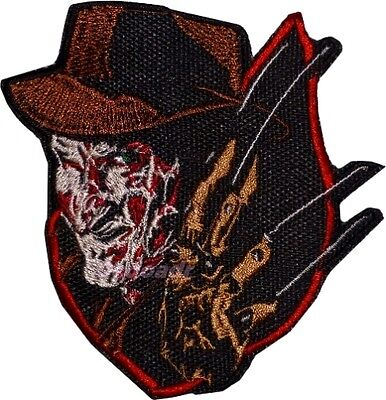 Freddy Krueger Embroidered Patch Horror Movie A Nightmare On Elm Street Series