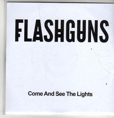 (BT780) Flashguns, Come And See The Lights - DJ CD
