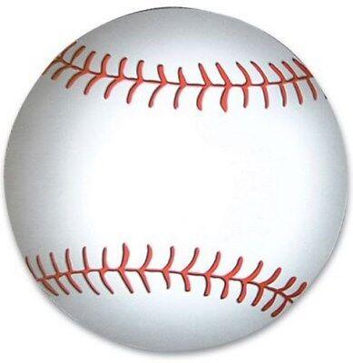 (50) BASEBALL CAR MAGNETS - Fridge Party Sports MLB Team Favors - wholesale