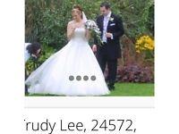 Trudy Lee Designer wedding dress style 24572