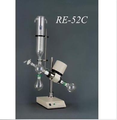 220v Rotary Evaporator Re52c 0.25-2l Vertical Condenser E