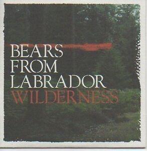 N749-Bears-From-Labrador-Wilderness-DJ-CD