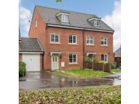 4 bed townhouse, Little Plumstead, nr Norwich.