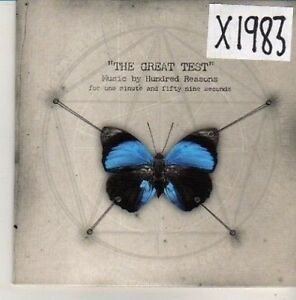 CN455-Hundred-Reasons-The-Great-Test-2003-DJ-CD