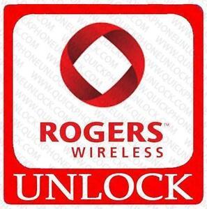 Rogers / Fido UNLOCKING SERVICE --- BLACKBERRY, HTC, LG, MOTOROLA, NOKIA, SAMSUNG, SONY