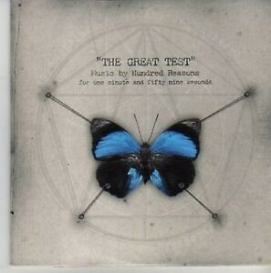 AO409-Hundred-Reasons-The-Great-Test-DJ-CD
