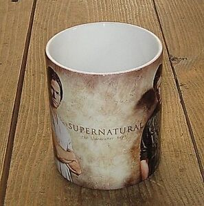 Supernatural Dean and Sam The Winchester Boys MUG