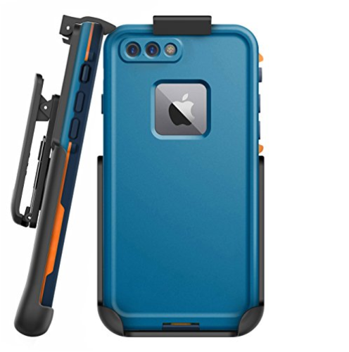 Belt Clip Holster For Life Proof FRE iPhone 7 Plus 5.5 Inch