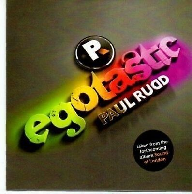 By61  Paul Rudd  Egotastic   2011 Dj Cd