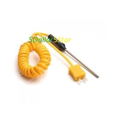 K-type Thermocouple 3inch Probe Thermometer -50c To 300c