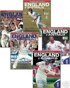 England-2005-Ashes-Winners-5-Bonus-Trading-Card-Set