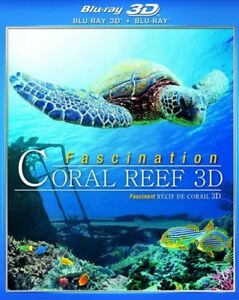 Fascinant récif de corail 3D - Fascination coral reef 3D + BR