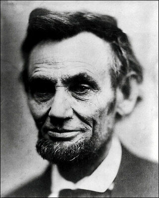 Abraham Lincoln #5 Photo  8X10 - Last Photograph