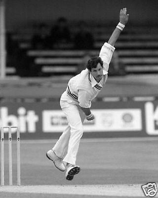 Richard Hadlee Cricket Legend 10x8 Photo