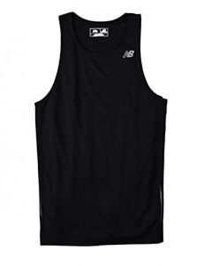 New Balance Mens Tempo Running Singlet TankTop Shirt BASKETBALL S-3XL B-N9138