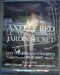 affiche/poster - Axelle Red - Jardin secret (60 x 80)