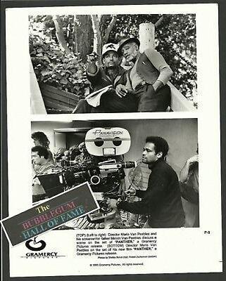 Panther Film Mario Melvin Van Peebles Press Photo