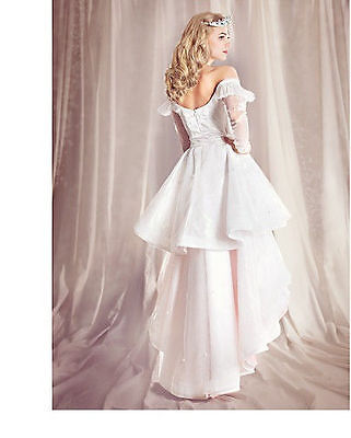 New Disney Store GLINDA Good Witch OZ Deluxe Dress Misses 8 or 10, Ltd. Edition.](Good Costume Stores)