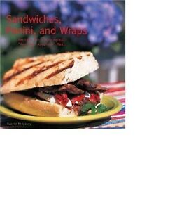 Sandwiches panini and wraps