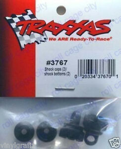 Traxxas-TRA3767-3767-Plastic-Shock-Caps-Bottoms-2-ea