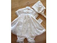Brand new little darlings christening gown 6 months