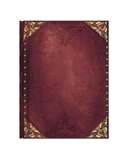 """Paperblanks Journal """"Urban Glam"""" LINED Ultra 7x9"""" Book Writing New"""