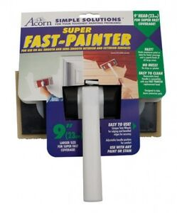 Hamilton Acorn Paint Pad Large Deluxe, Decking Stain Applicator