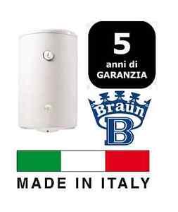 Scaldabagno elettrico 80 litri braun lt 80 flangiato - Scaldabagno elettrico 80 litri prezzo ...