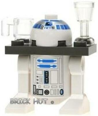 LEGO STAR WARS VINTAGE R2-D2 + SERVING TRAY,GOBLET & CUP + GIFT - BESTPRICE NEW