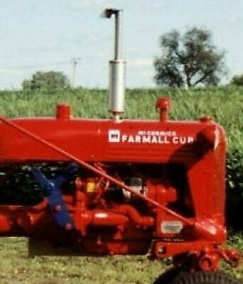 For Farmall Cub-standard Muffler 351436r92