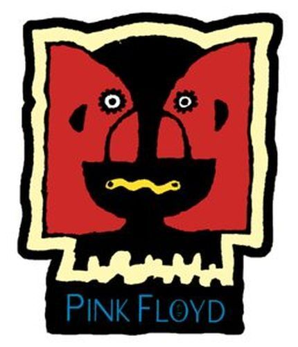 PINK FLOYD - DOUBLE IMAGE - EMBROIDERED PATCH - BRAND NEW - MUSIC BAND 0659