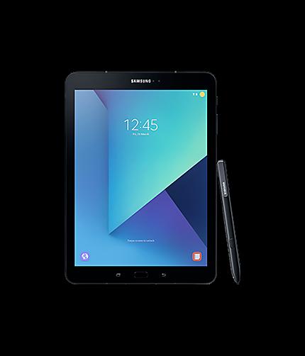 "Tablet - Brand New Sealed Samsung Galaxy Tab S3 32GB WiFi 9.7"" Black SM-T820 Tablet S-Pen"