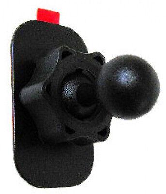 IG-PSTARA: Mini Adhesive Console Car Mount Low Profile for Garmin Nuvi GPS