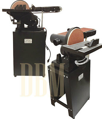 Belt Disc Sander Lincoln Equipment Liquidation