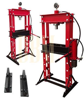 Heavy Duty 30 Ton Air Hydraulic Shop Press Floor Press FREE SHIPPING - $899.99