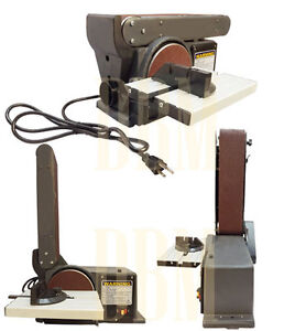 Bench Top Belt Sander Ebay