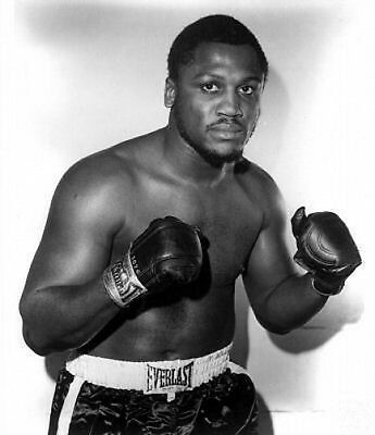 Joe Frazier Boxing Legend 10x8 Photo