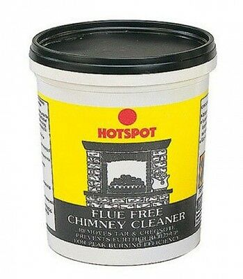 Hotspot Flue Free Chimney Cleaner 750g Stops & Removes Tar and Creosote Deposits