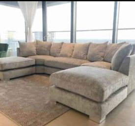 BRANDED DEAL ❤ NEW U-SHAPE SOFA IN STOCK ❤ FREE DELIVERY 🚚