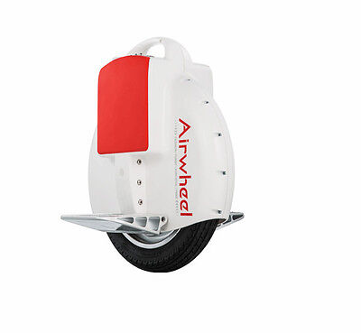 Airwheel X3 Electric Self-balancing Unicycle Bike132W White Scooter Best Price