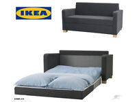 ikea ULLVI sofa bed, double bed, 2 seater sofa, CAN DELIVER