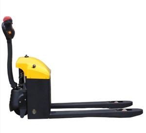 NEW ELECTRIC PUMP TRUCKS  - AMAZING DEAL ON NEW ELECTRIC WALKIE!