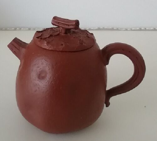 Yixing zisha handmade Chinese teapot with certificate by 将珤婷 国家级助工